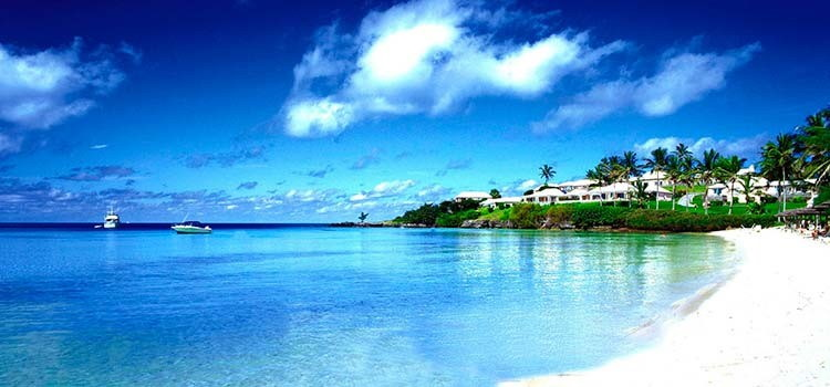 Английский: официальный язык на Бермудах