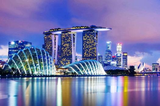 В Сингапуре около 83% жителей владеют английским