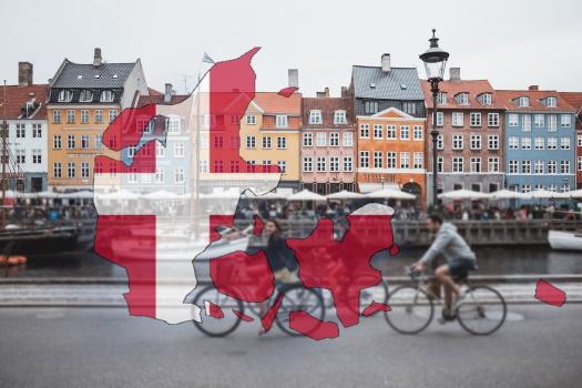 Жители Дании хорошо знают английский и немецкий языки вдобавок к родному датскому