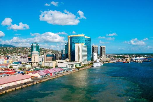 Тринидад и Тобаго находится около Венесуэлы